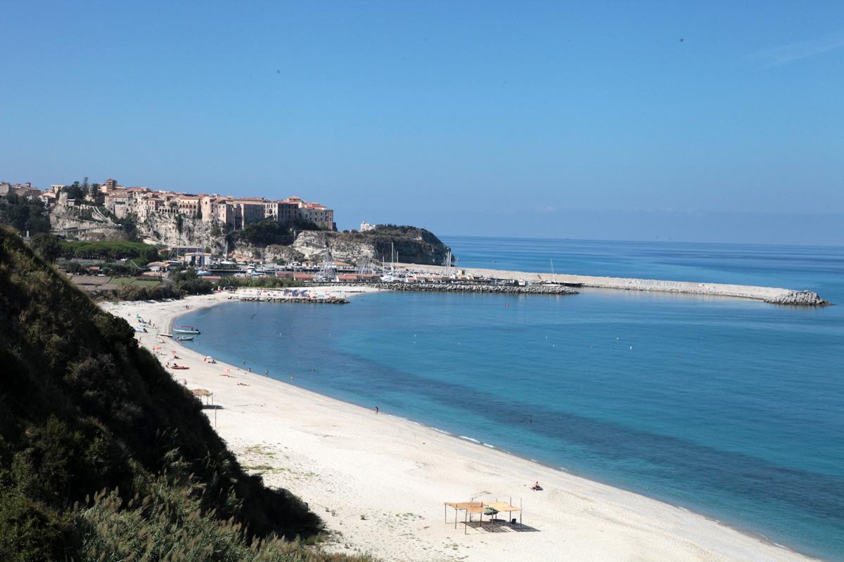 Foto spiaggia La Grazia Parghelia