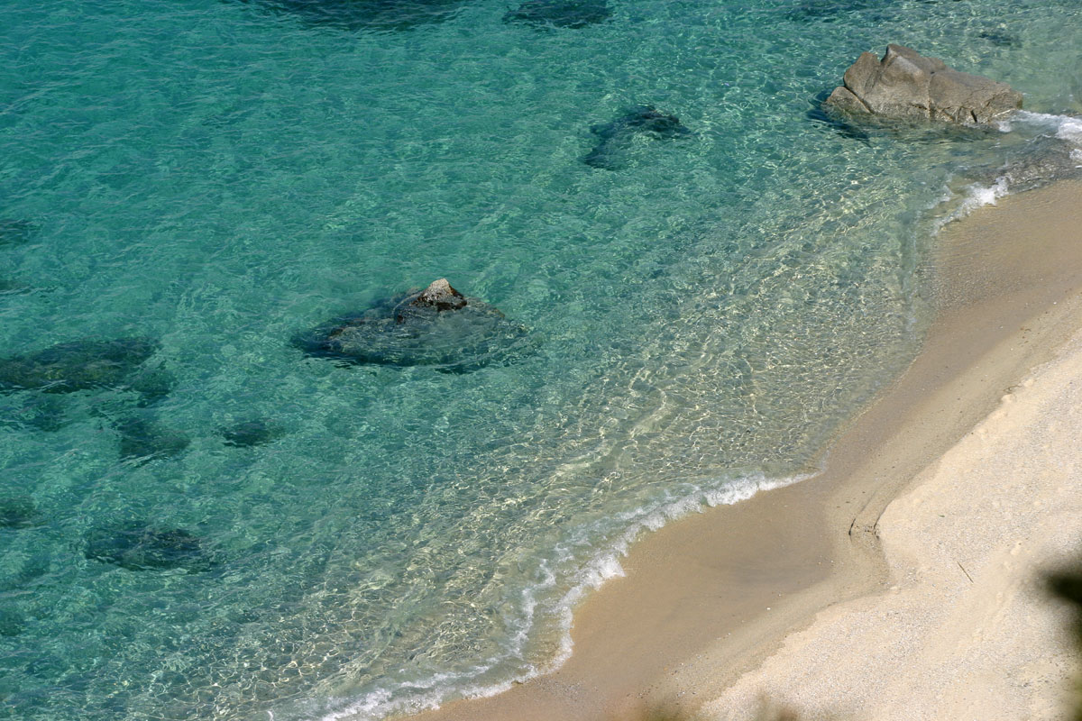 Mare e spiaggia Zambrone