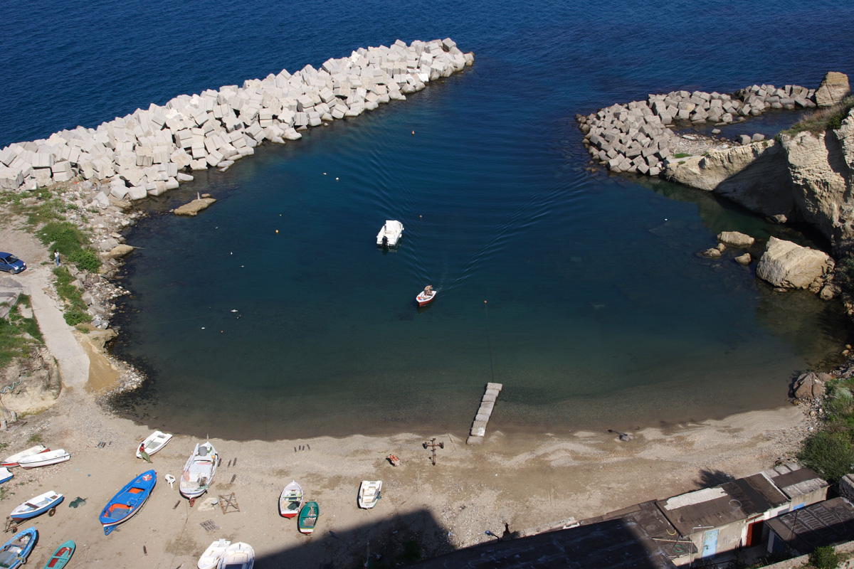 Foto delle spiagge di Pizzo