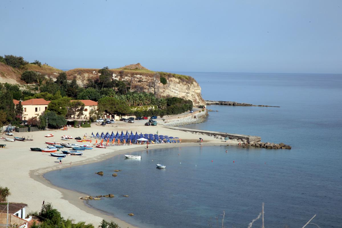 Foto spiaggia Sant' Irene Briatico