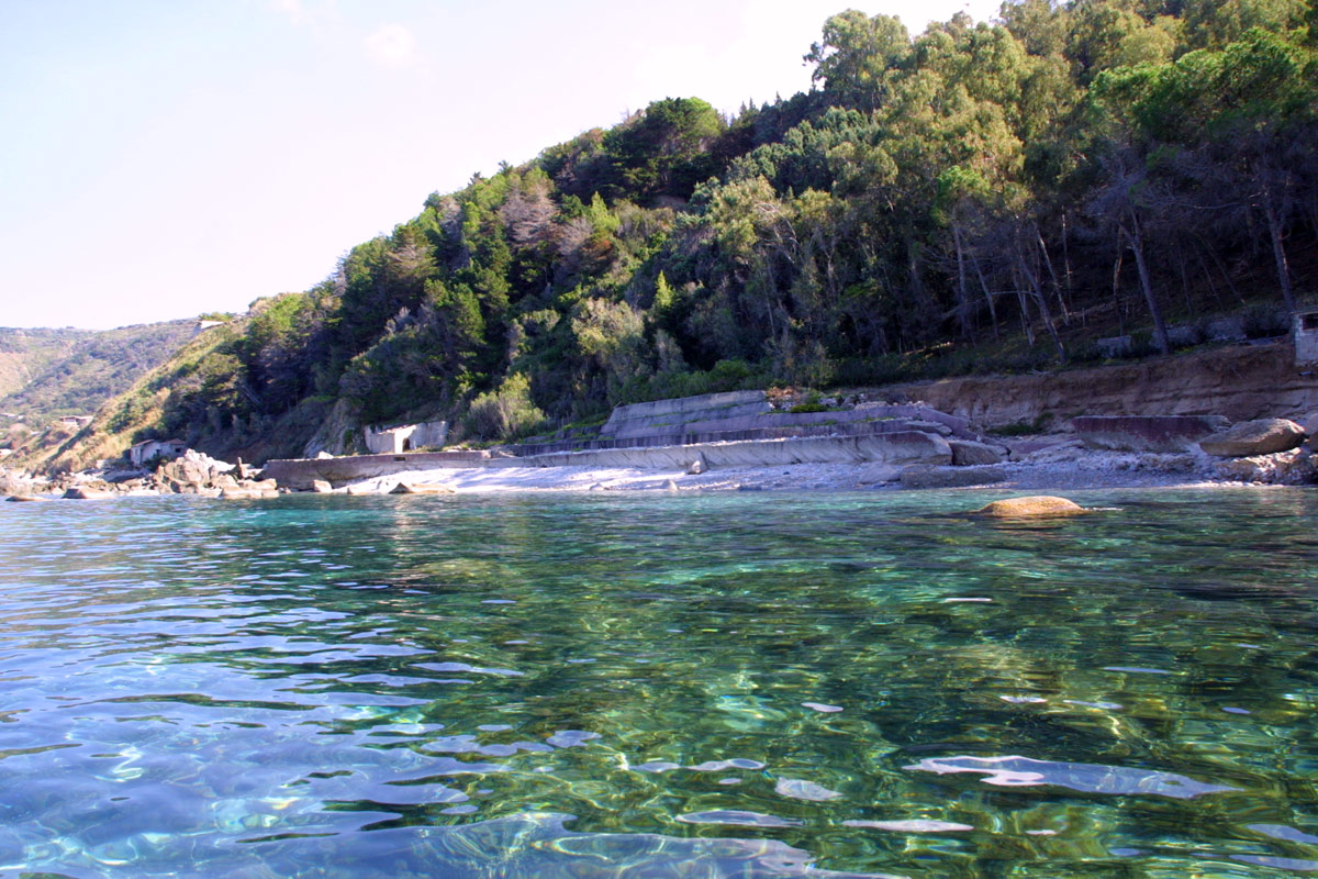 Parghelia spiaggia la Tonnara