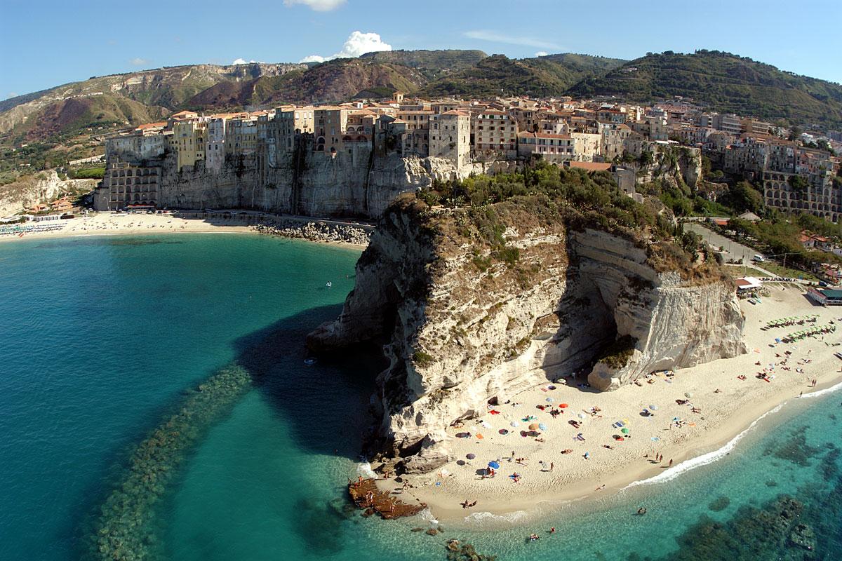 Foto spiaggia Isola Tropea