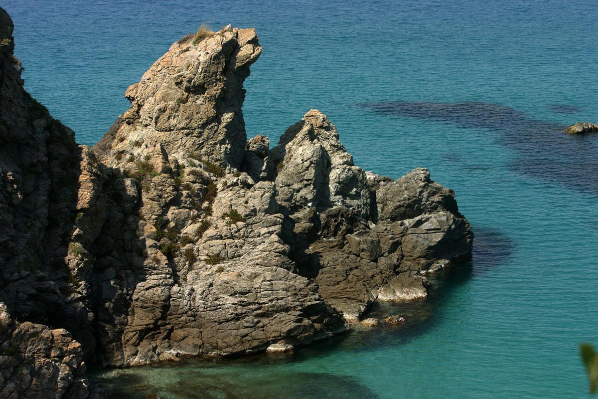 Zambrone mare