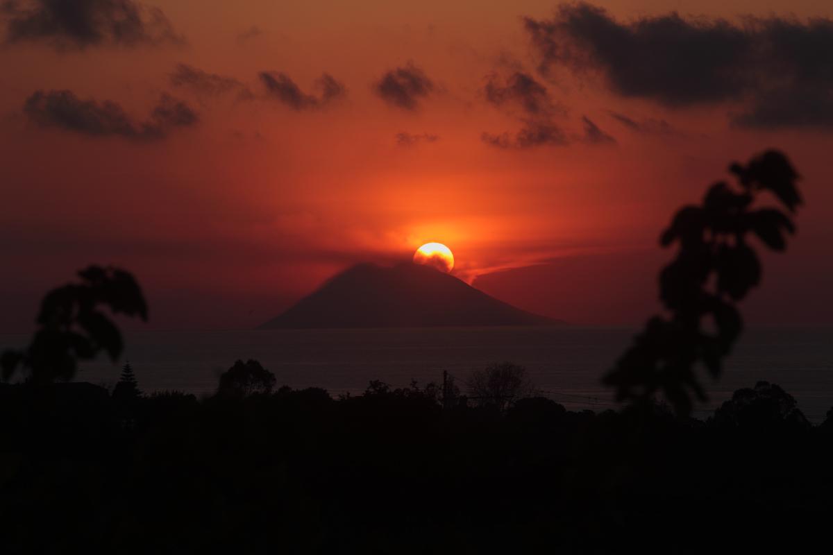 Immagine isola Stromboli