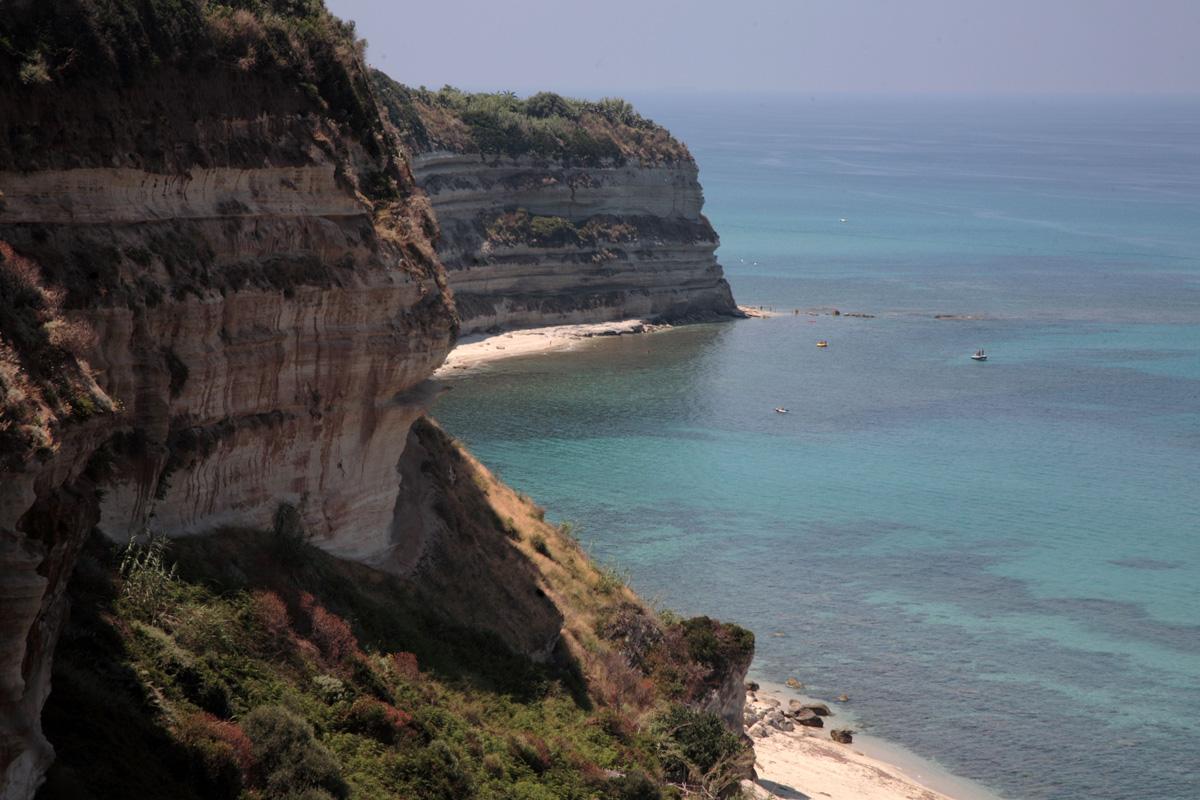 Santa Domenica spiagge