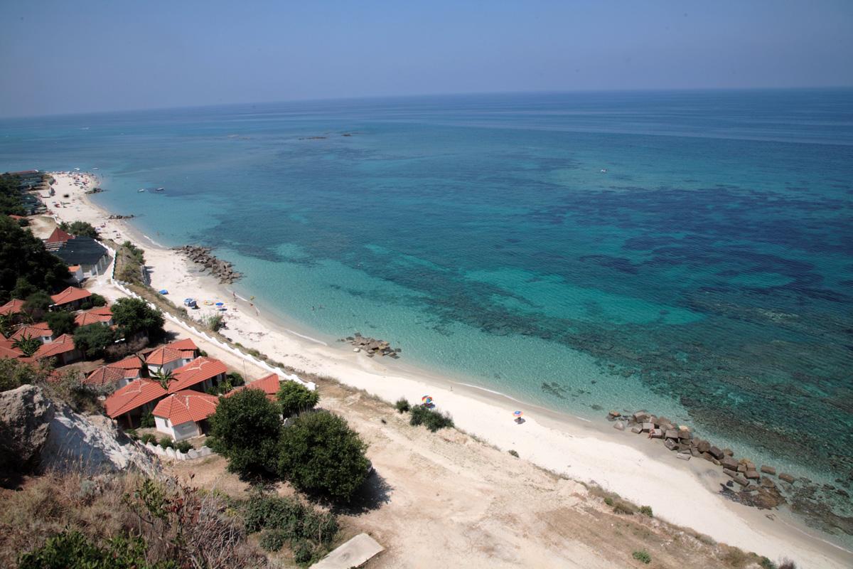 Foto spiaggia Formicoli Santa Domenica