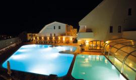 Hotel Tropis piscina