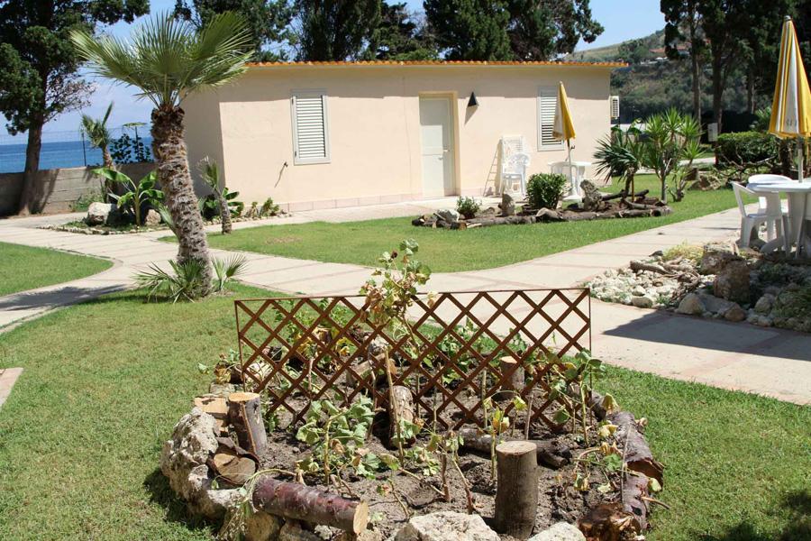bungalow-giardino