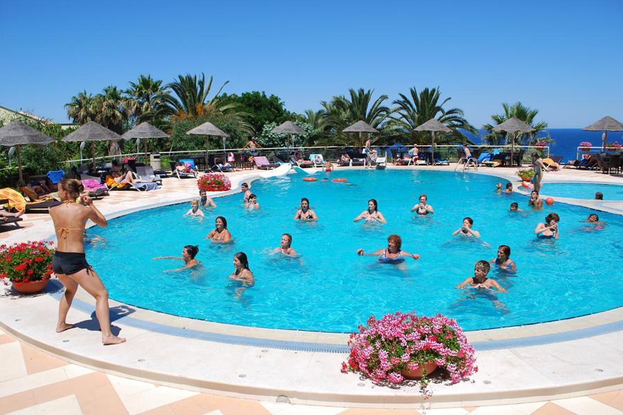stromboli piscina