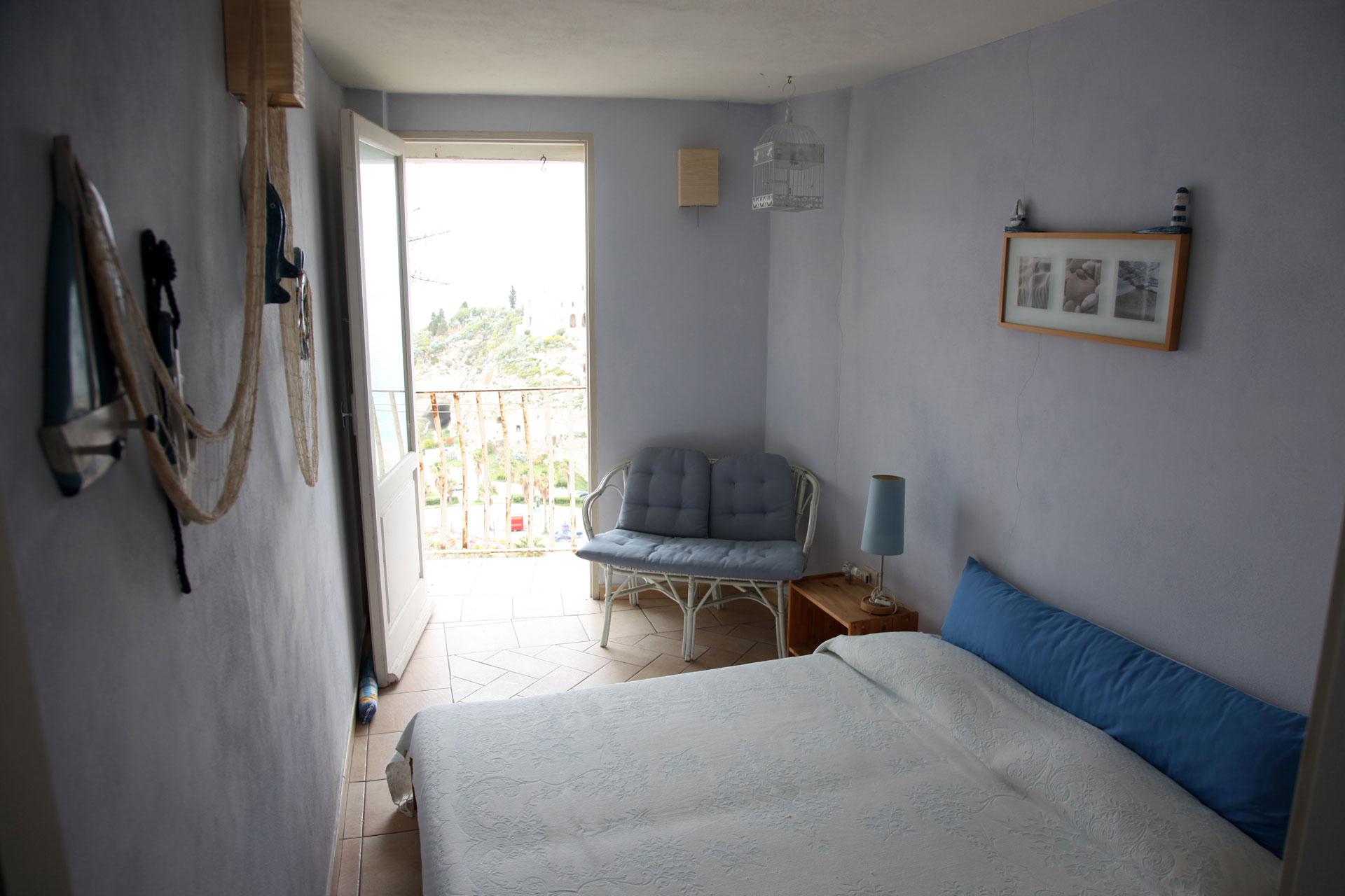 Appartamento Tropea a picco sul mare