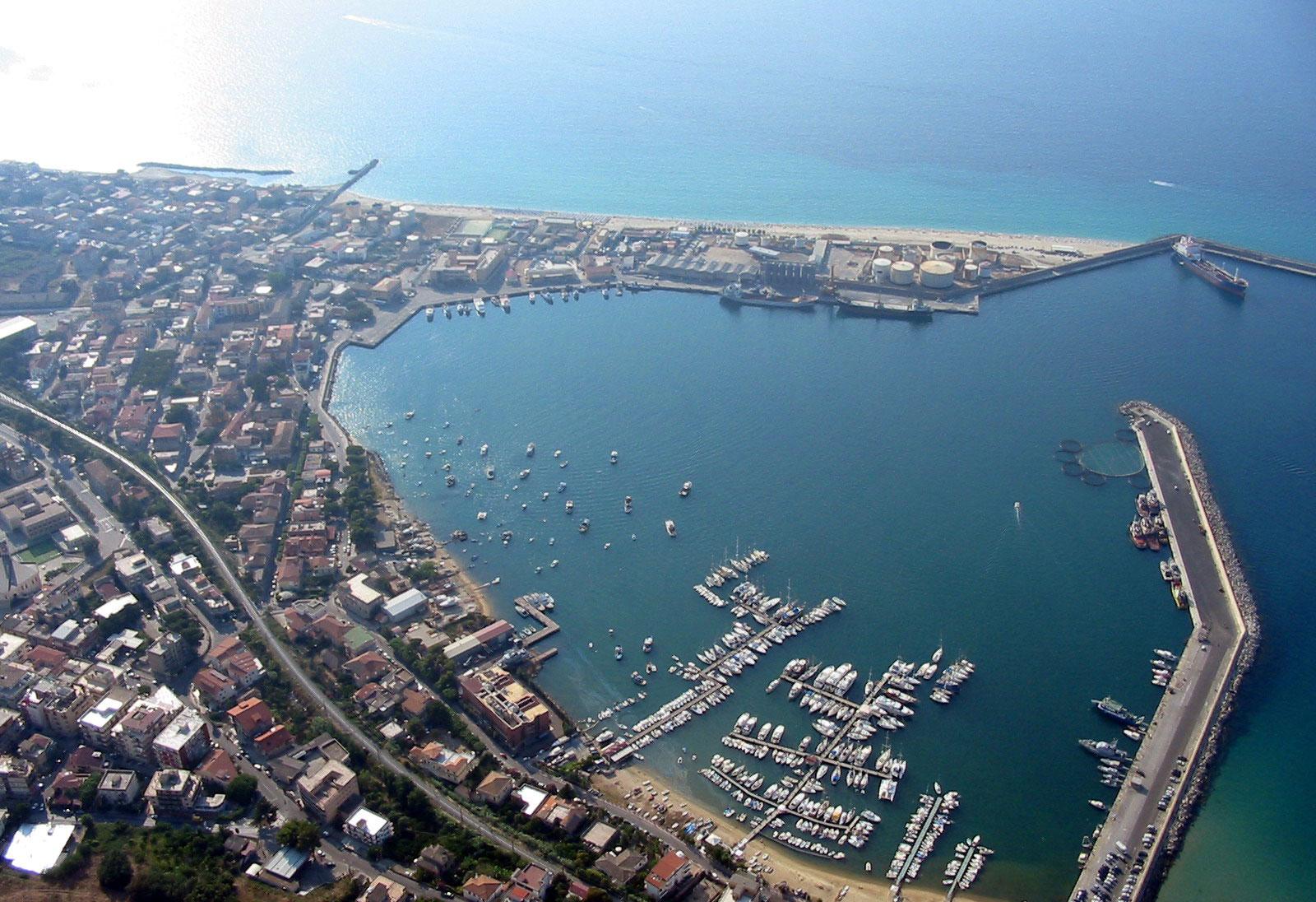 Vibo Marina porto