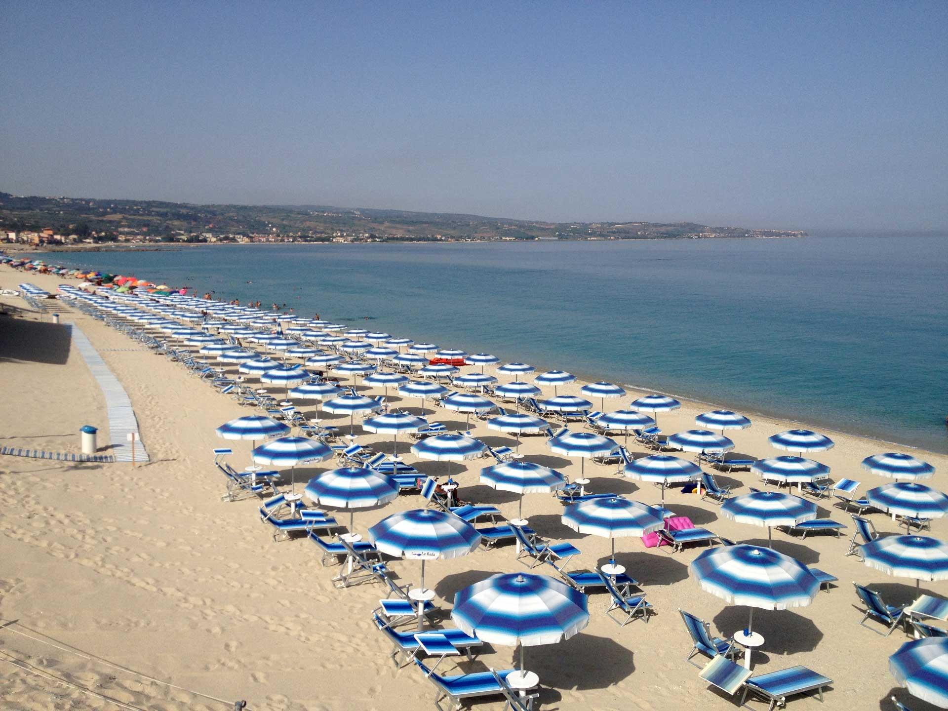 Vibo Marina Spiaggia